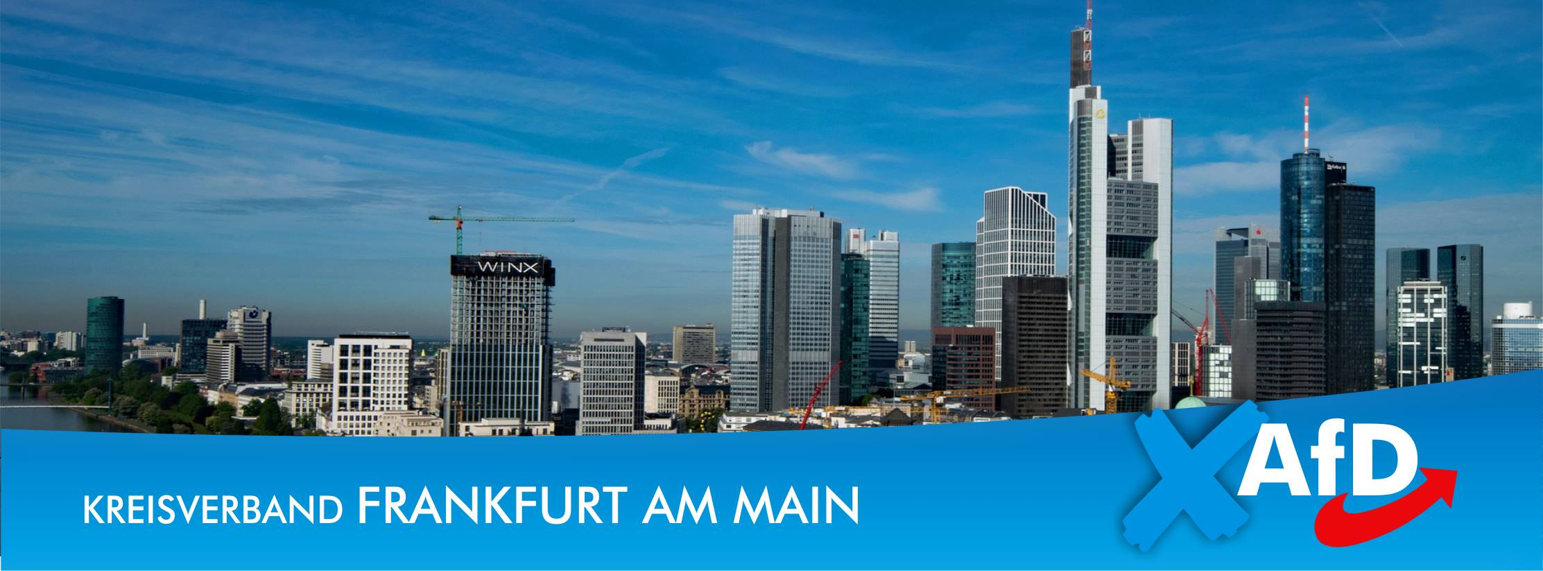 AfD Frankfurt am Main Logo